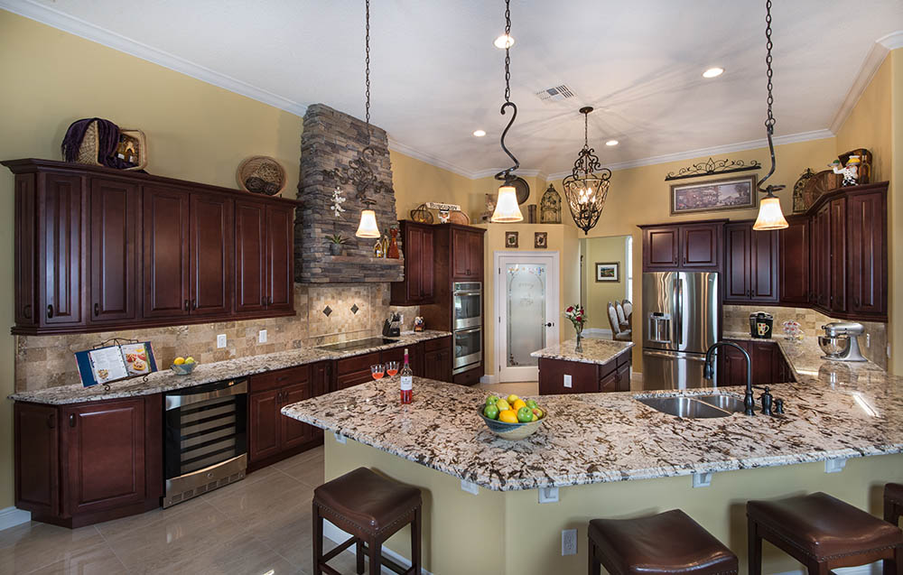 Granite countertops for homeowners who want something ...